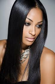 hairstyles for straight afro hair straight hairstyles for black hair black women long weave in most