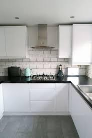 cream gloss kitchens ideas flooring gloss kitchen floor tiles the best white gloss kitchen