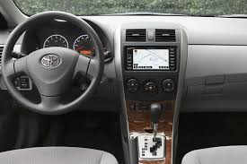 2009 toyota corolla used car review autotrader