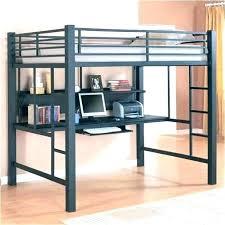 Bunk Bed Futon Combo Bunk Bed Desk Size Loft Bed Desk Chest All In 1 Workstation