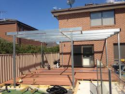 pergola design wonderful metal roof over porch 8 x 8 steel