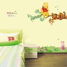simple wall mural destroybmx com disney winnie pooh tree home wall mural window decals stickers winnie the pooh wall decorations wonderfull