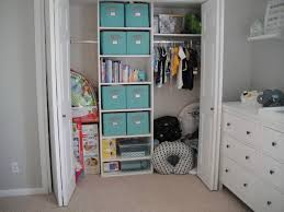 keep your bedroom closet neat using ikea closet organizer chic