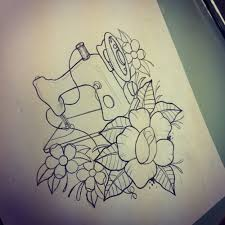 40 best sewing tattoo designs for women images on pinterest