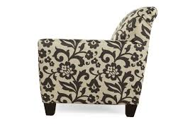 levon charcoal accent chair mathis brothers furniture