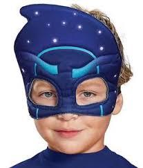 night ninja mask pj masks disney fancy dress halloween child