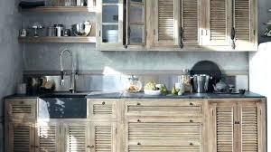porte de cuisine en bois brut meuble cuisine bois brut amazing porte de cuisine en bois brut with