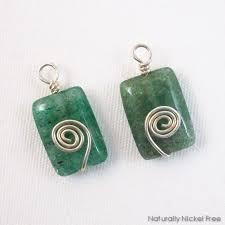earring dangles green indian aventurine add on earring dangles naturally nickel free
