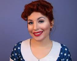 i love lucy halloween makeup tutorial u2013 the jessica harlow blog