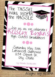 how to make graduation invitations best 25 senior graduation invitations ideas on