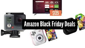 amazon black friday deals black friday deals 125 tcl smart tv 49 99 fuji instax kick off