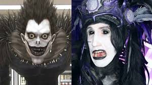 Death Note Halloween Costume Death Note Movie Embarrassing Offensive
