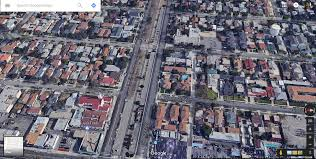 Google Maps Search Along Route by Route Along Randolph Street Approved For Segment B Of Rail To