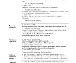 resume format lecturer engineering college pdfs objective cover letter desktop lecturer resume bestacher marvelous
