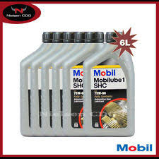 Sho Mobil fully synthetic 1 l volume vehicle gear differential oils ebay