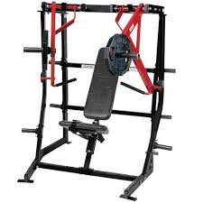 hammer strength plate loaded iso lateral decline press life fitness