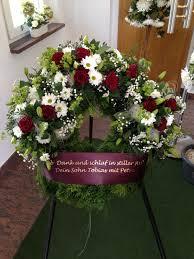 letzter gruß sprüche blattwerk floristik blumen und dekoration berlingerode
