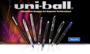 uniball writing supplies at office depot officemax