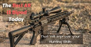 hunting lights for ar 15 the best ar 15 bipod today that will improve your hunting skills