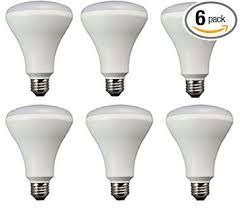 tcp recessed kitchen led light bulbs 65w equivalent non dimmable