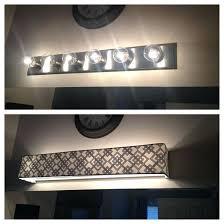 Bathroom Vanity Light Shades Bathroom Lshade Bathroom Lighting With L Shades Northlight Co