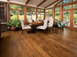solid wood flooring can improve the look and value of your home