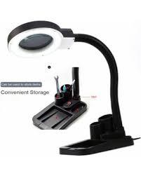 led lighted desk magnifying l amazing spring savings on magnifying desk l 40 led illuminated
