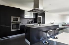 cuisine ouverte salon et cuisine ouverte design meuble de cuisine americaine