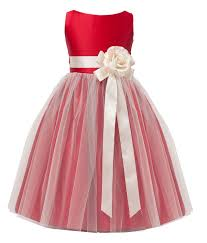 buy sweet kids little girls u0027 vintage style satin and tulle flower
