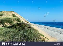 long nook beach truro cape cod ma massachusetts usa stock photo