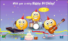 Happy Birthday Wishes In Songs Happy Birthday Wishes Animated All Day Quotes