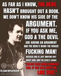 Anti Religion Memes - oh jim jeffries good without god pinterest atheism