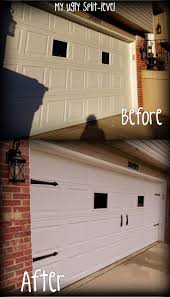 garage doors level garage door videohow to with side springshow