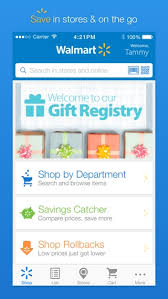 6 reasons to use the walmart app for your baby registry