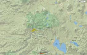 Lake Almanor Thermal Curtain Lake Almanor Indian Valley Fault Activity Jay Patton Online