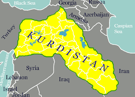 Kurdistan Map Kurdistan Independence Referendum Page 3