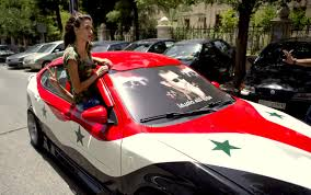 Rebel Syrian Flag This Is How The War In Syria Looks To An Assad Supporter