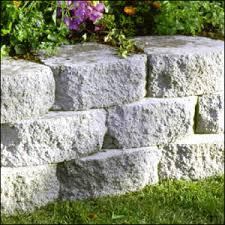 the quarry retaining walls