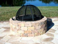 Custom Fire Pit Covers by Custom Fire Pit Cover To Go Under Cloth Cover Http Www