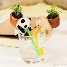 Small Desk Plants by 2017 Flower Pots Planters Small Animal Mini Desktop Hydroponic