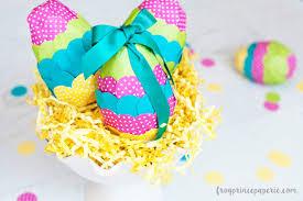 easter egg paper mache easy confetti paper mache easter eggs