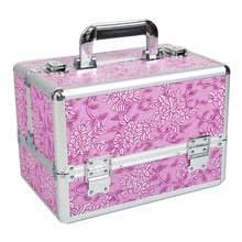 Makeup Box tools cosmetic bags professional large makeup box bag