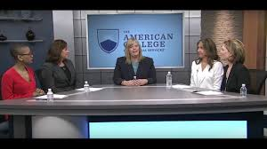 round table wealth management women in wealth management roundtable part 1 youtube