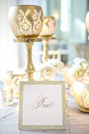 silver frames for wedding table numbers white silver gold wedding at the biltmore ballrooms in atlanta