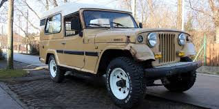 commando jeep modified the classic jeep you ve never heard of
