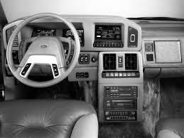 1987 Ford Escort Wagon Panel Ford Hfx Aerostar Concept U00271987