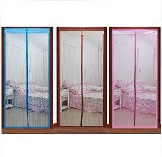 Magnetic Curtains For Doors Door Screens Curtains Nrtradiant Com