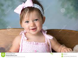 cute baby smiling stock photography image 32933742