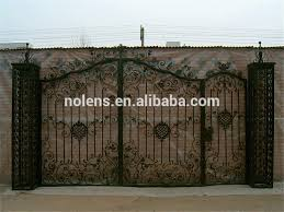 wrought iron gate powder coated wrought iron gates for sale buy