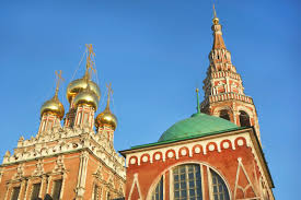 the best architecture in moscow